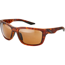100% Daze Glasses matte dark havana